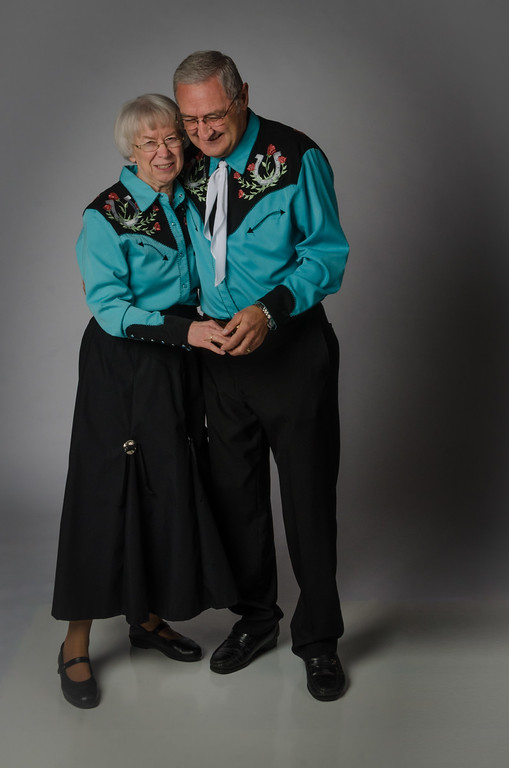 Square Dancing Portraits 2