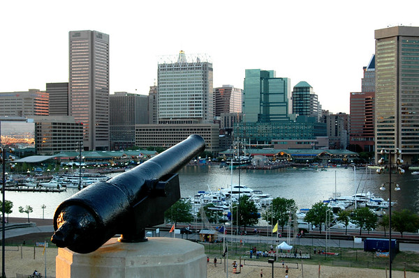 Federal Hill/Inner Harbor, Baltimore, MD